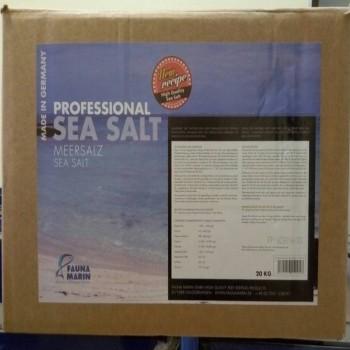 Fauna Marin Professional Sea Salt 20кг