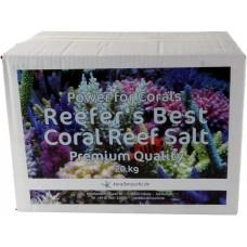 Korallen-Zucht Reefer's Best Coral Reef Salt 20кг