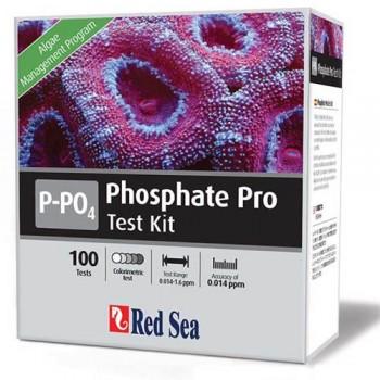 Тест Red Sea Phosphate Pro (PO₄) Comparator Test Kit