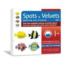 Prodibio Spots&Velvets Salt 6 ампул