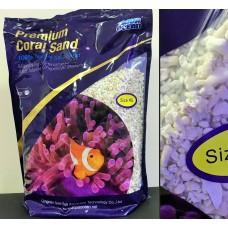 Premium Coral Sand (коралловый песок фракция 5-8мм) 5 кг