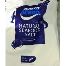 Aqua Ocean Natural Seafood Salt 25 кг (коммерческая соль)