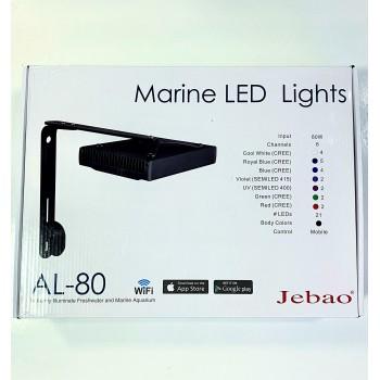 Jebao AL 80 LED WIFI светодиодный светильник