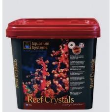 Aquarium Systems морская соль Reef Crystals 10 кг