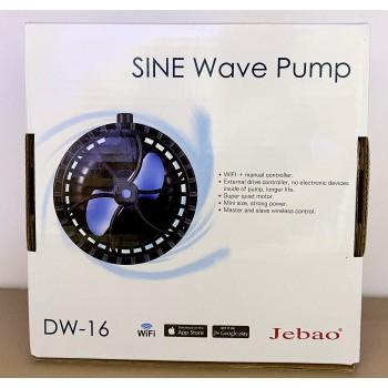 Джебао помпа течения DW16 WIFI