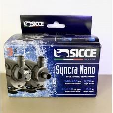 Помпа подачи воды Sicce Syncra NANO