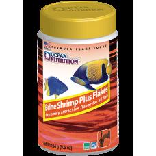 Ocean Nutrition Brine shrimp plus Flakes 156 г. Хлопья