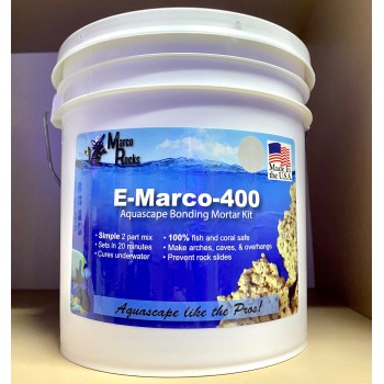 Клей для камня E-Marco-400 Aquascaping