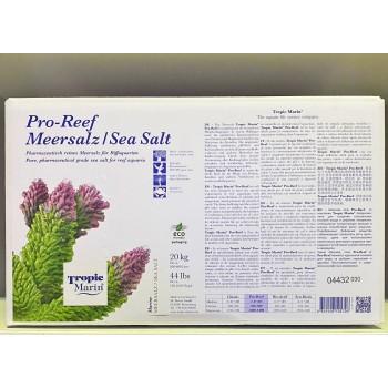 Морская соль Tropic Marin Pro-Reef коробка 20 кг