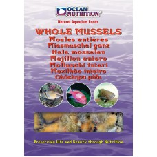Ocean Nutrition Whole Mussels 100 г.