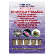 Ocean Nutrition Chopped mussel Мидии 100 г.