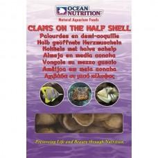 Ocean Nutrition Clams on the half shell 100 г.